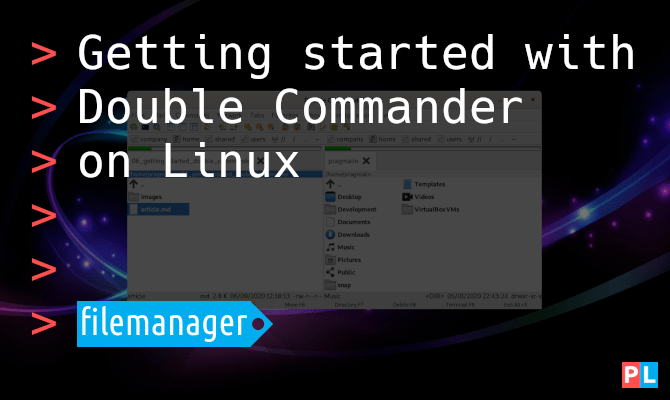 Getting started with Double Commander on Linux