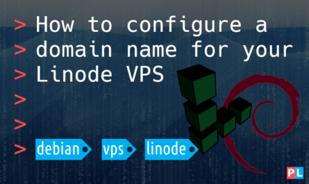 Feature image for the article titled: How to configure a domain name for your Linode VPS